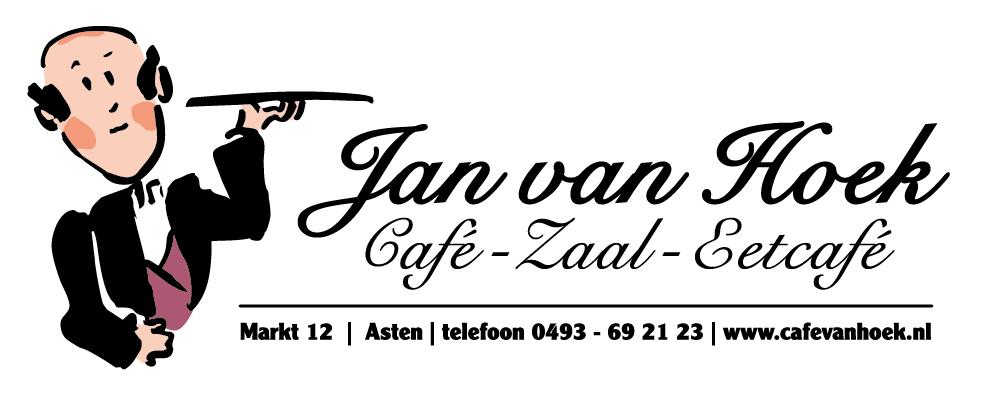 Cafe-Zaal-Eetcafé Jan van Hoek
